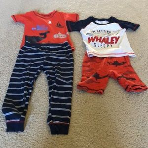 Other - 4 piece set of Carters PJs 3T